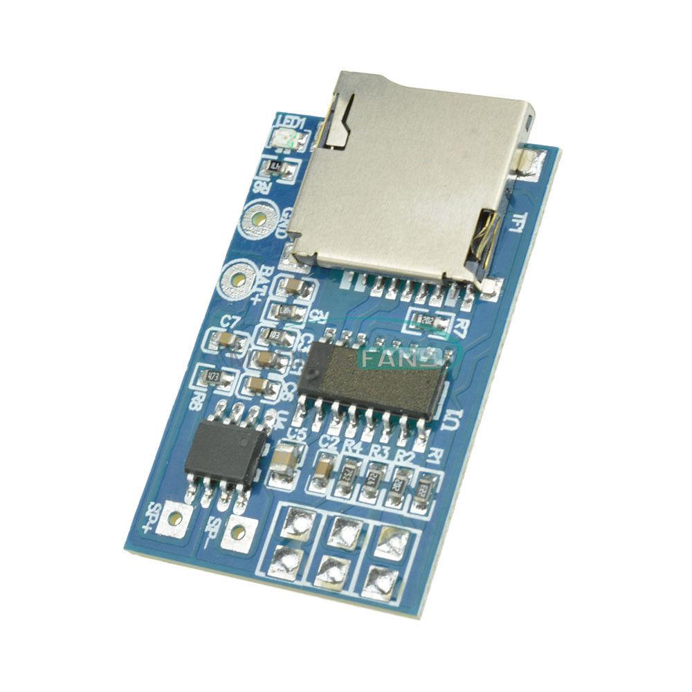 Details about TF Card U Disk Mini YX5200 MP3 Player Audio Voice Module  Arduino DFPlayer Board